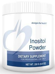Designs for Health Inositol Powder 250g