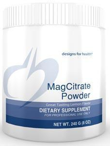 Designs for Health MagCitrate Powder