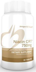 Designs for Health Niacin CRT 750mg