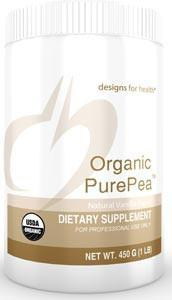 Designs for Health Organic PurePea Vanilla