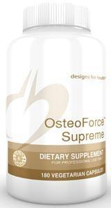 Designs for Health OsteoForce Supreme