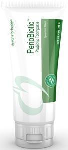 Designs for Health PerioBiotic Toothpaste Spearmint