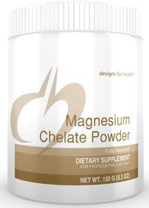 Designs for Health Magnesium Chelate Powder