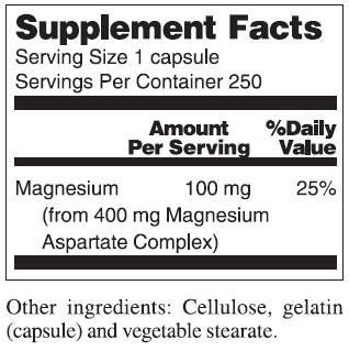Douglas Laboratories Magnesium Aspartate