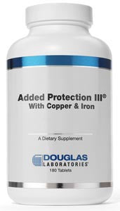 Douglas Laboratories Added Protection III with Copper and Iron