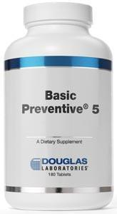 Douglas Laboratories Basic Preventive 5