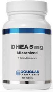 Douglas Laboratories DHEA 5mg