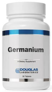 Douglas Laboratories Germanium Tablets