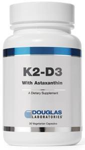 Douglas Laboratories K2-D3 with Astaxanthin