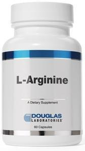 Douglas Laboratories L-Arginine 500 mg