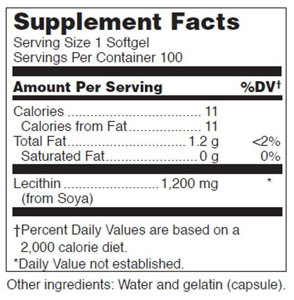 Douglas Laboratories Lecithin