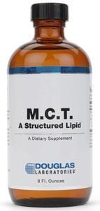 Douglas Laboratories M.C.T. A Structured Lipid