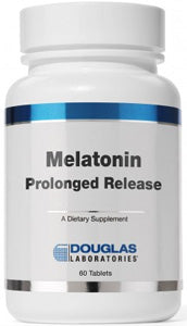 Douglas Laboratories Melatonin (3mg) - Prolonged Release