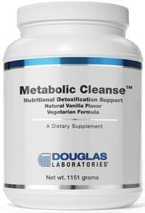 Douglas Laboratories Metabolic Cleanse Vegetarian Formula