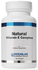Douglas Laboratories Natural Vitamin E Complex