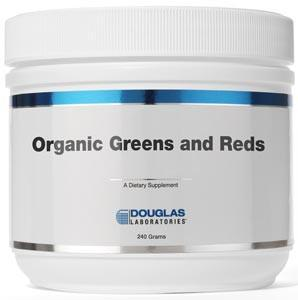 Douglas Laboratories Organic Greens & Reds