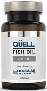 Douglas Laboratories QUELL Fish Oil - EFA Plus