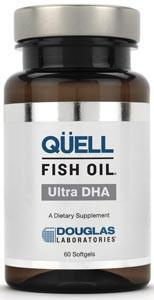 Douglas Laboratories QUELL Fish Oil - Ultra DHA
