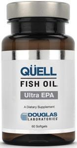 Douglas Laboratories QUELL Fish Oil - Ultra EPA