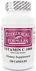 Ecological Formulas/Cardiovascular Research Vitamin C-1000 (non-corn)
