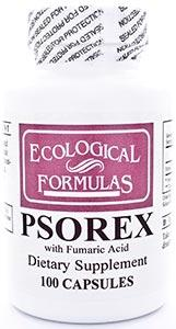 Ecological Formulas/Cardiovascular Research Psorex (Fumeric Acid 120mg)