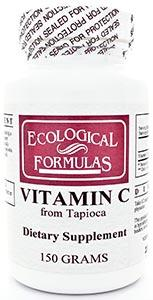 Ecological Formulas/Cardiovascular Research Vitamin C Crystals (from tapioca)