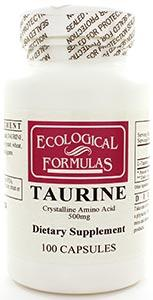 Ecological Formulas/Cardiovascular Research Taurine