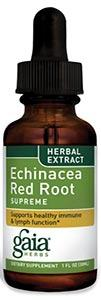 Gaia Herbs Echinacea/Red Root Supreme