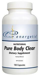 Energetix Pure Body Clear