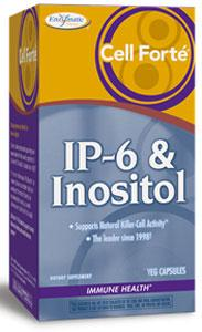 Enzymatic Therapy Cell Forté IP-6 & Inositol