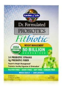Garden of Life Dr. Formulated Probiotics Fitbiotic