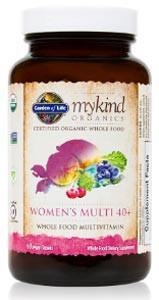 Garden of Life mykind Organics Women's Multivitamin 40+