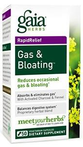 Gaia Herbs Gas and Bloating Capsules