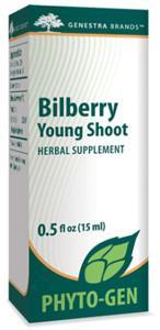 Genestra Brands Bilberry Young Shoot