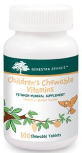 Genestra Brands Children's Chewable Vitamins