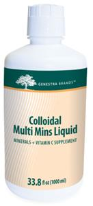 Genestra Brands Colloidal Multi Mins Liquid