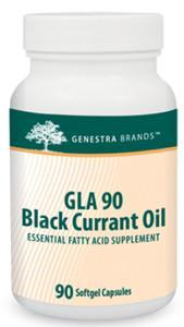 Genestra Brands GLA 90 Black Currant Oil