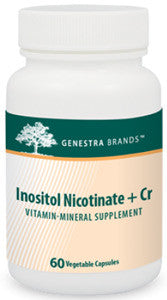Genestra Brands Inositol Nicotinate + CR