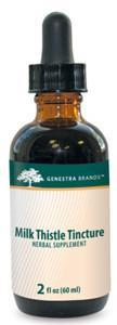 Genestra Brands Milk Thistle Tincture