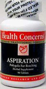 Health Concerns Aspiration