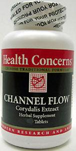Health Concerns Channel Flow