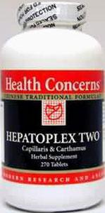Health Concerns Hepatoplex Two