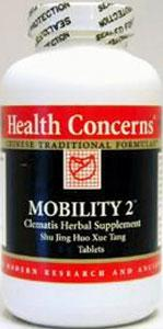 Health Concerns Mobility 2