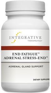 Integrative Therapeutics End Fatigue Adrenal Stress-End