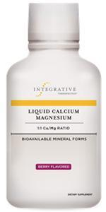 Integrative Therapeutics Liquid Calcium Magnesium 1:1