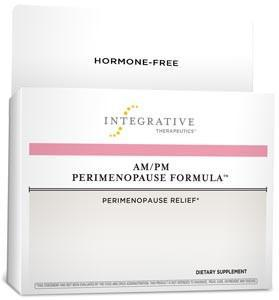 Integrative Therapeutics AM/PM PeriMenopause Formula