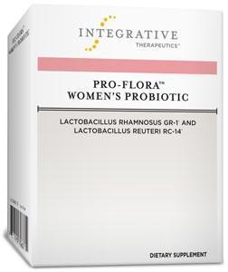 Integrative Therapeutics Pro-Flora Women's Probiotic