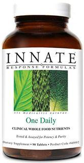 Innate Response Formulas One Daily Iron Free