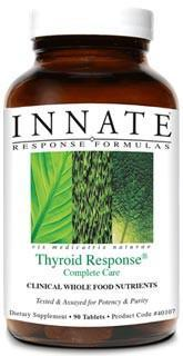 Innate Response Formulas Thyroid Response Complete Care