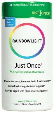 Rainbow Light Just Once Multivitamin